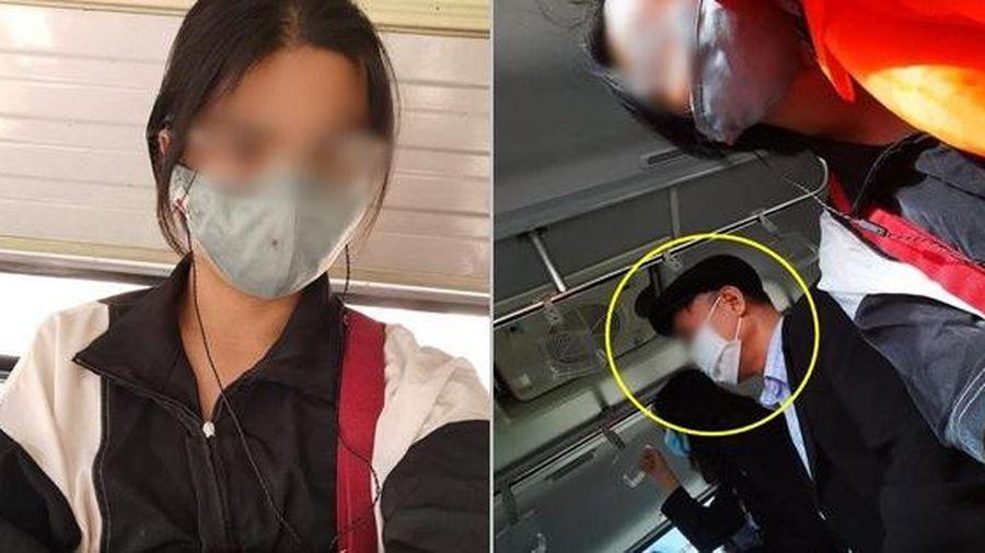 Chàng trai trẻ bị sàm sỡ trên xe bus chỉ vì sở hữu mái tóc dài và ngoại hình đẹp như con gái
