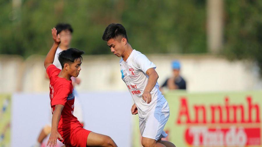 Khi nào bốc thăm chia bảng giải bóng đá học sinh THPT Hà Nội - Báo ANTĐ 2020?