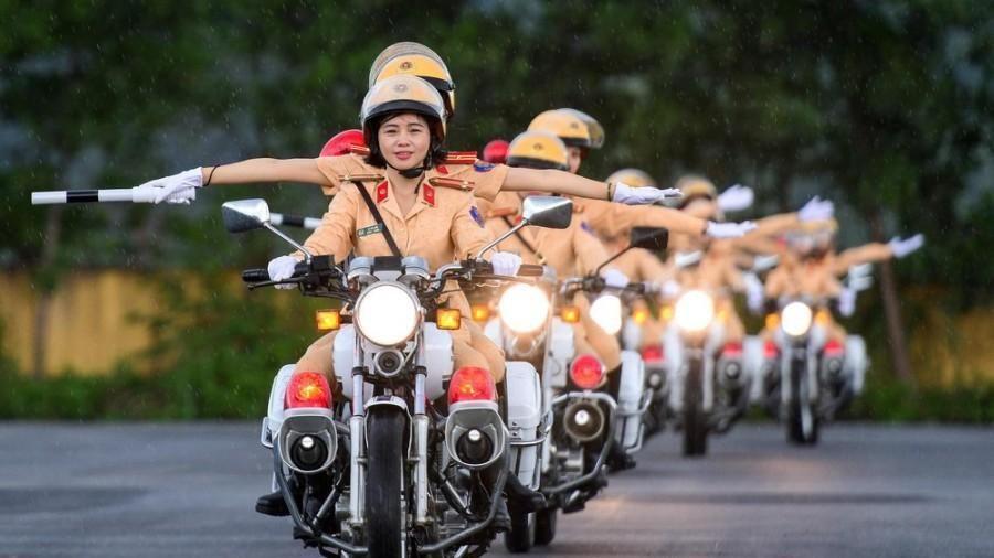 Phân luồng giao thông phục vụ Đại hội đại biểu toàn quốc các dân tộc thiểu số Việt Nam lần thứ II năm 2020