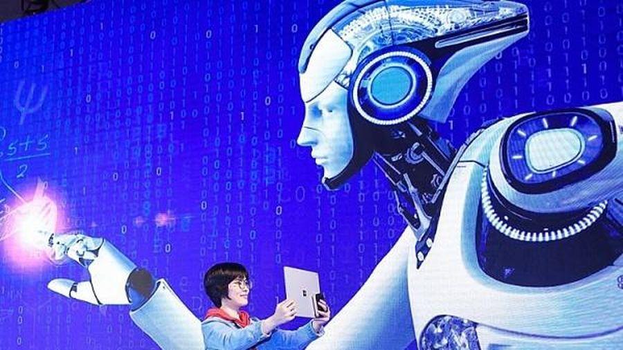 Trung Quốc lần đầu vượt Mỹ về đăng ký bằng sáng chế trí tuệ nhân tạo (AI)