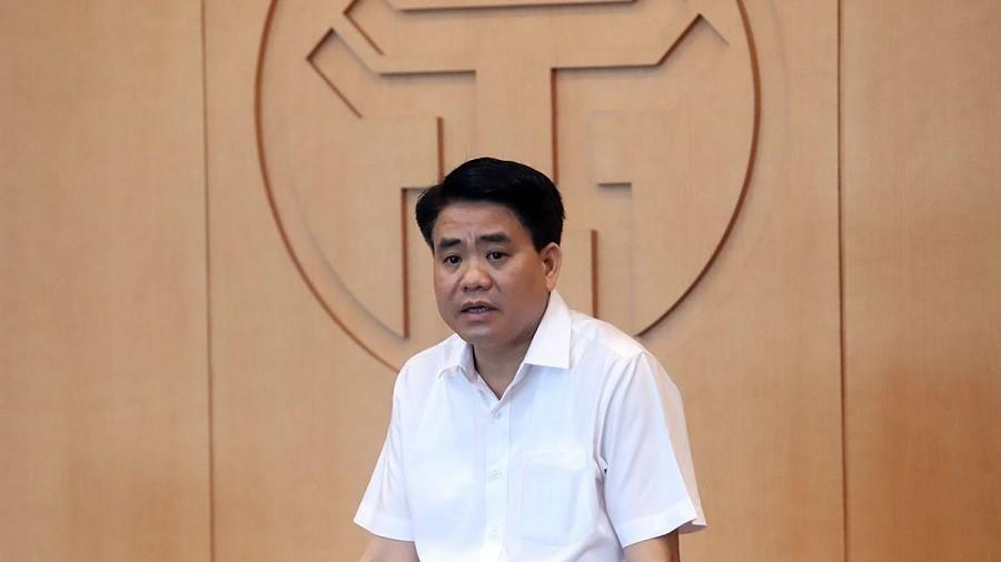 Vì sao TAND TP Hà Nội xử kín vụ ông Nguyễn Đức Chung?