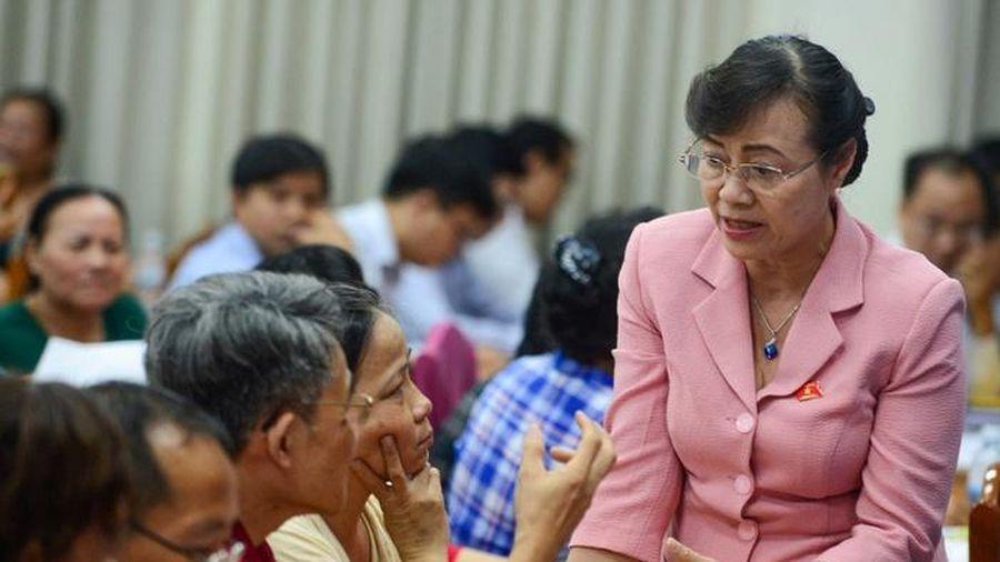 Người dân Thủ Thiêm muốn được đối thoại với Ủy ban Pháp luật của QH