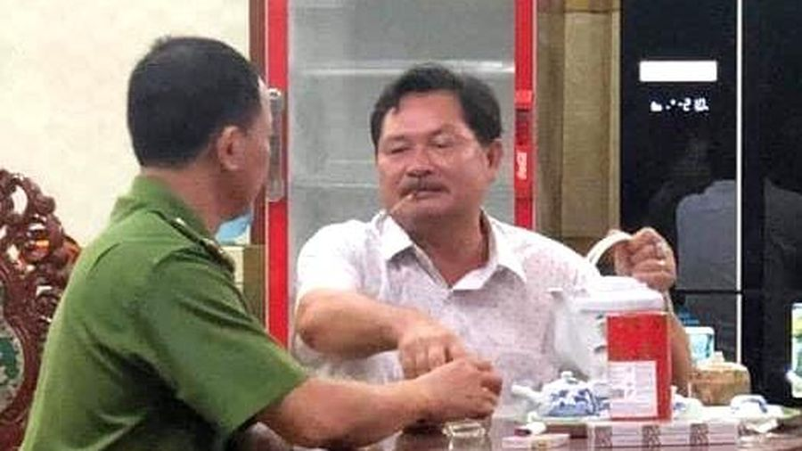 Bắt đại gia Thiện 'Soi' ở Bà Rịa - Vũng Tàu