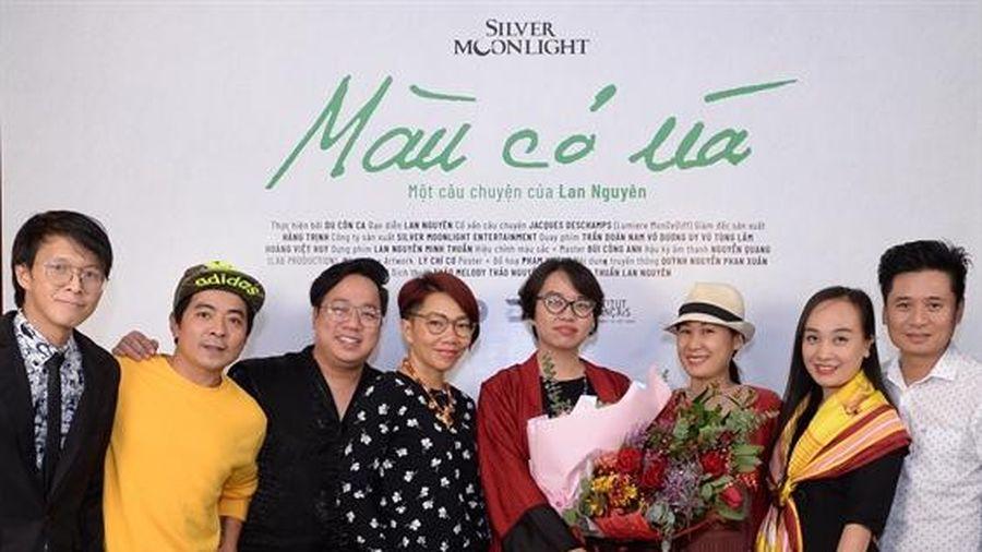 Màu cỏ úa: Phim tài liệu âm nhạc về nhạc sĩ Trần Tiến