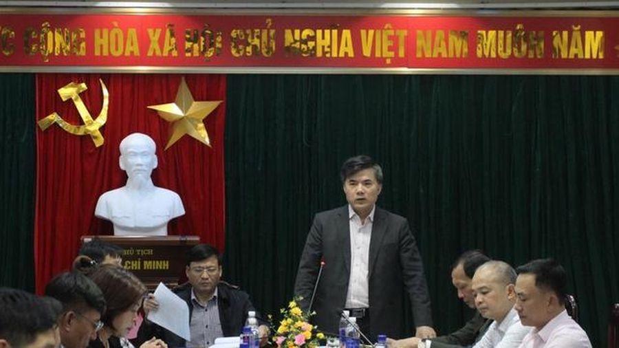 Bộ GD&ĐT kiểm tra công tác phòng, chống bạo lực học đường tại Thanh Hóa