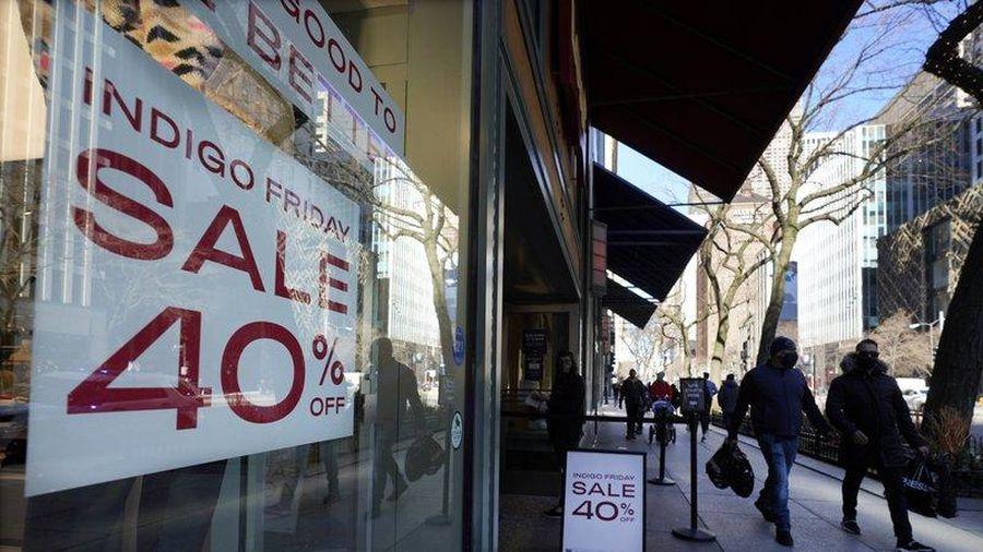 Lượng người mua sắm trực tuyến trong Black Friday đạt kỷ lục