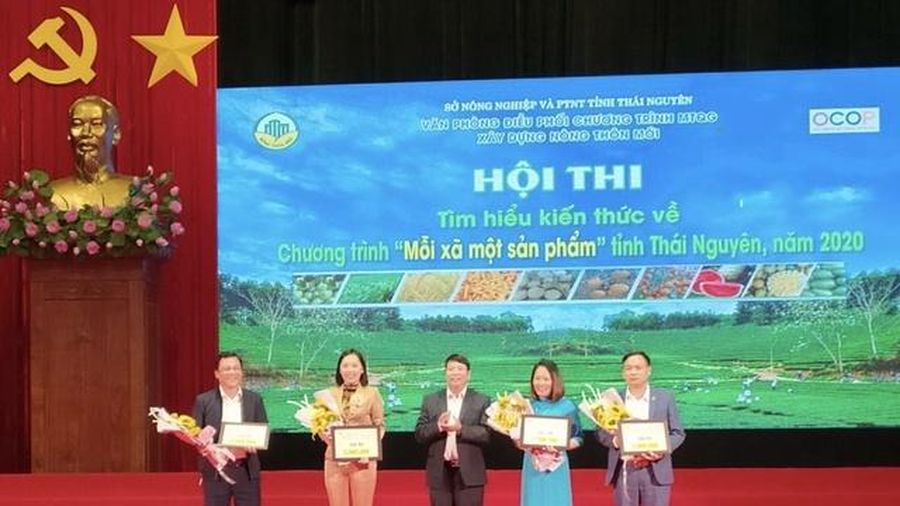 Thái Nguyên: Đẩy mạnh quảng bá và giới thiệu sản phẩm OCOP
