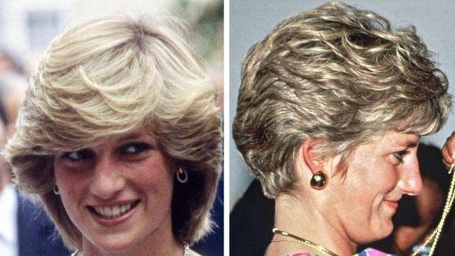 Là biểu tượng nhan sắc nhưng Công nương Diana từng mất tự tin vì điều này