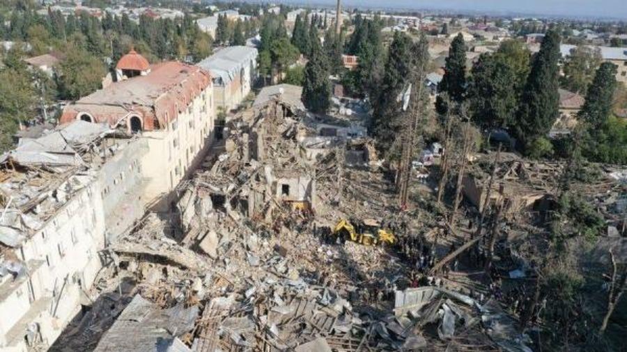 Xung đột ở Nagorno-Karabakh: Azerbaijan hoàn tất lấy lại lãnh thổ từ Armenia