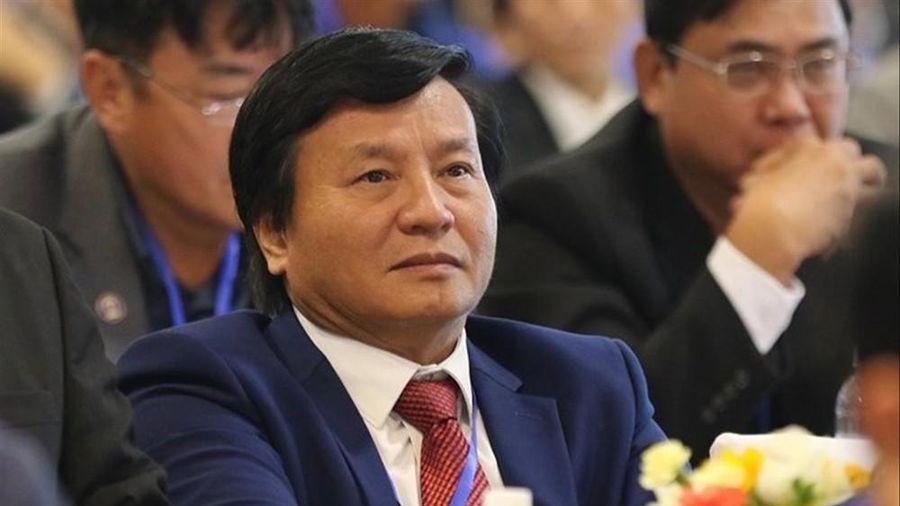 Ông Lê Văn Thành rút khỏi 'ghế nóng' bóng chuyền