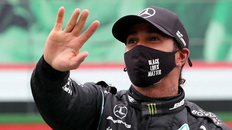 Lewis Hamilton mắc COVID-19, bỏ lỡ chặng đua Sakhir Grand Prix