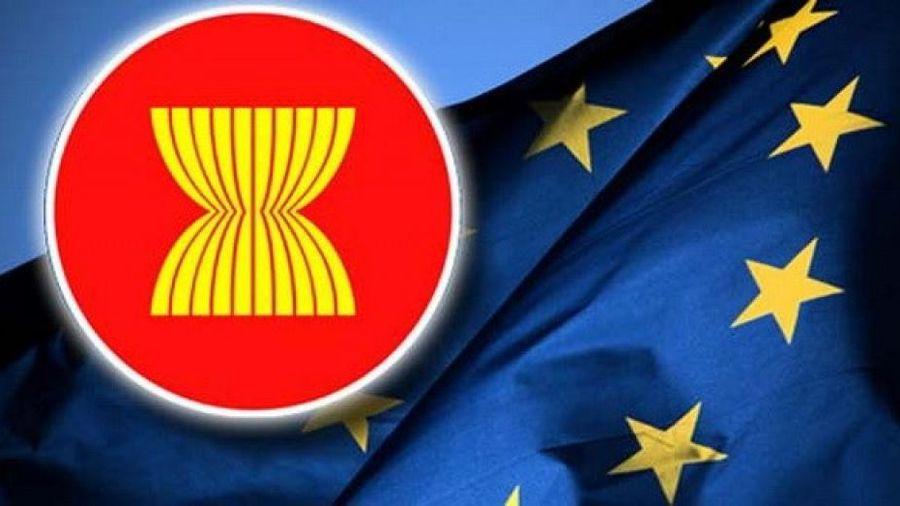 EU - ASEAN tăng cường hợp tác chống dịch bệnh COVID-19