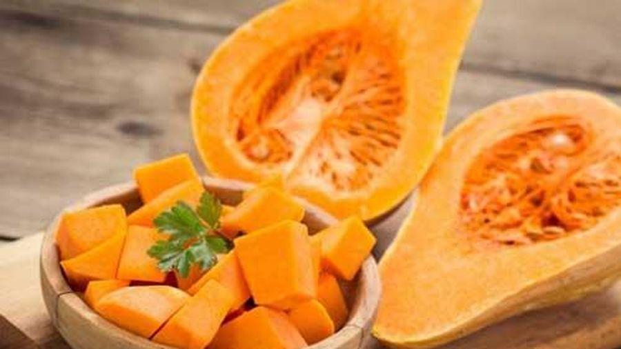 Giá trị dinh dưỡng và lợi ích của bí đỏ đối với sức khỏe