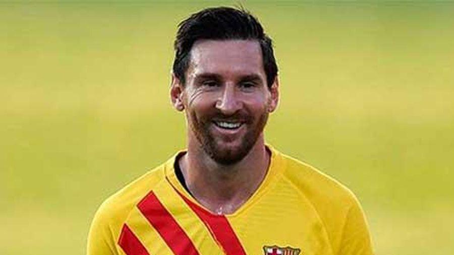 Messi ngồi ngoài trận thứ hai liên tiếp tại Champions League