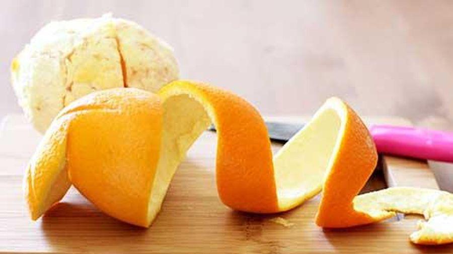Vỏ cam và những mẹo hay trong cuộc sống