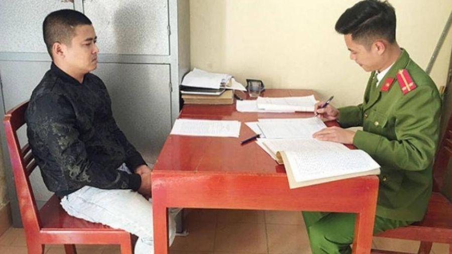 Thái Nguyên: Khởi tố, bắt tạm giam tài xế húc văng nạn nhân lên mái nhà