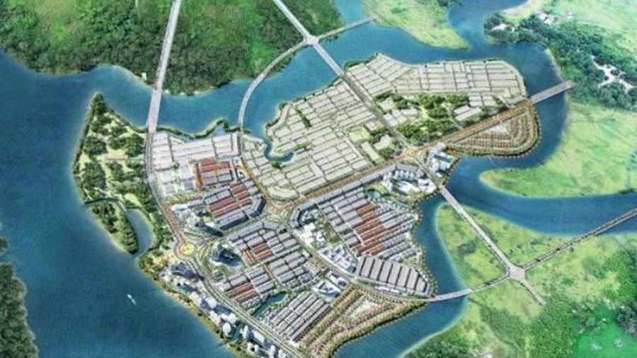 Keppel Land chuyển nhượng 30% vốn tại Đồng Nai Waterfront City cho Nam Long