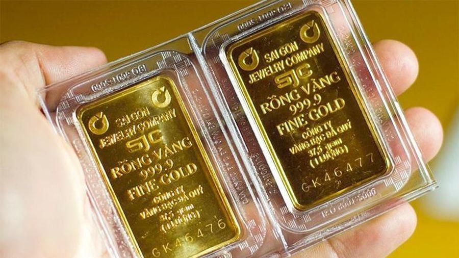 Giá vàng hôm nay ngày 1/12: Vàng SJC rớt xuống ngưỡng 53 triệu đồng/lượng