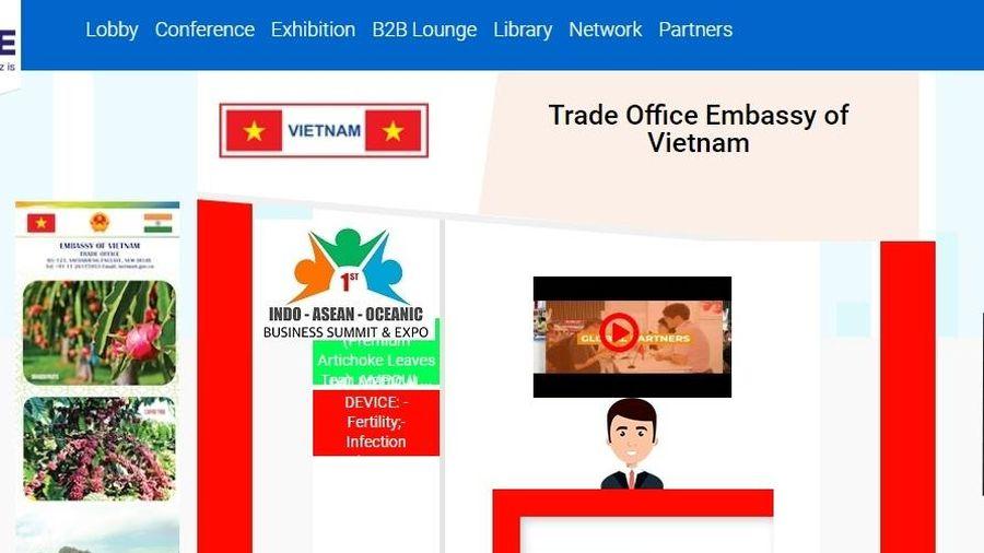 Sắp diễn ra Hội chợ và Hội nghị kinh doanh Ấn Độ - CLMV lần thứ 6