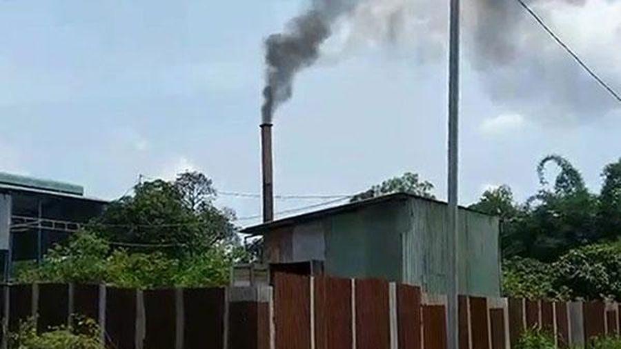Sản xuất trong khu dân cư gây ô nhiễm môi trường