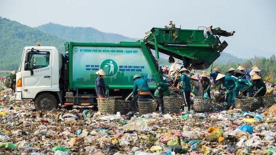 Cấp bách tăng cường quản lý chất thải rắn