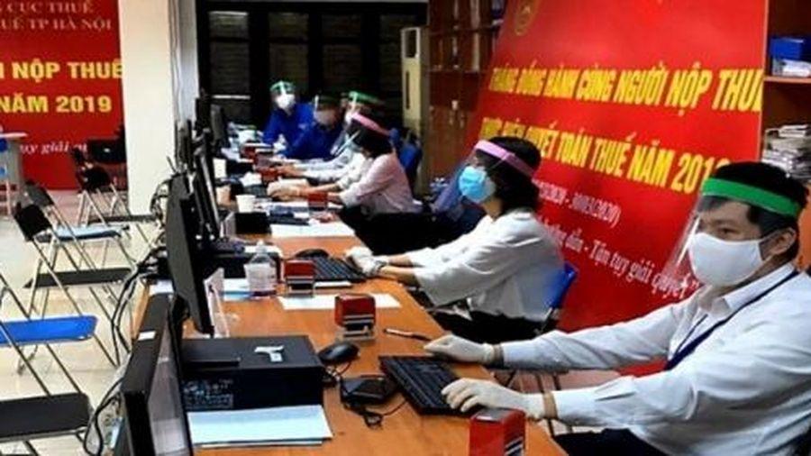 Cục Thuế Hà Nội tuyên dương 342 người nộp thuế