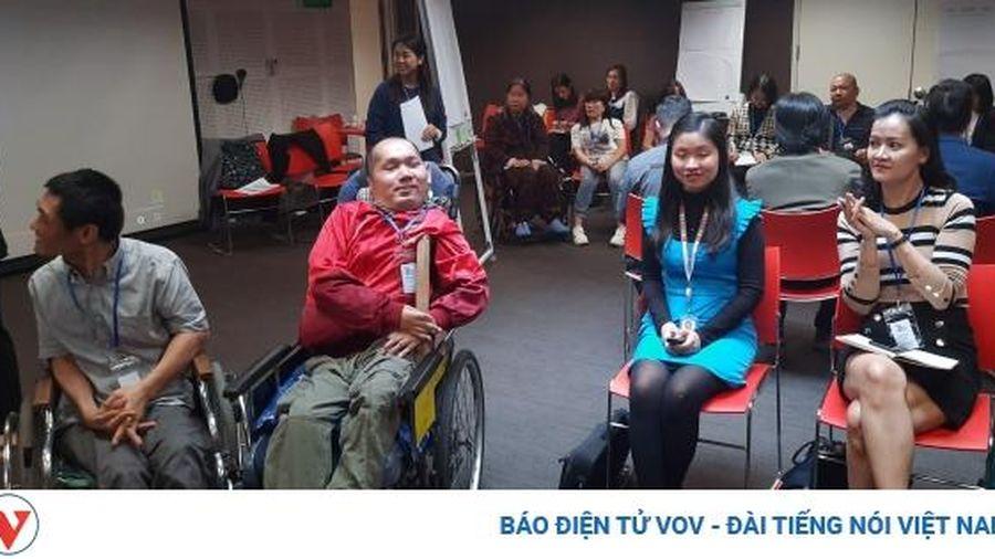 Thương mại điện tử là cơ hội tốt cho người khuyết tật trong đại dịch Covid-19