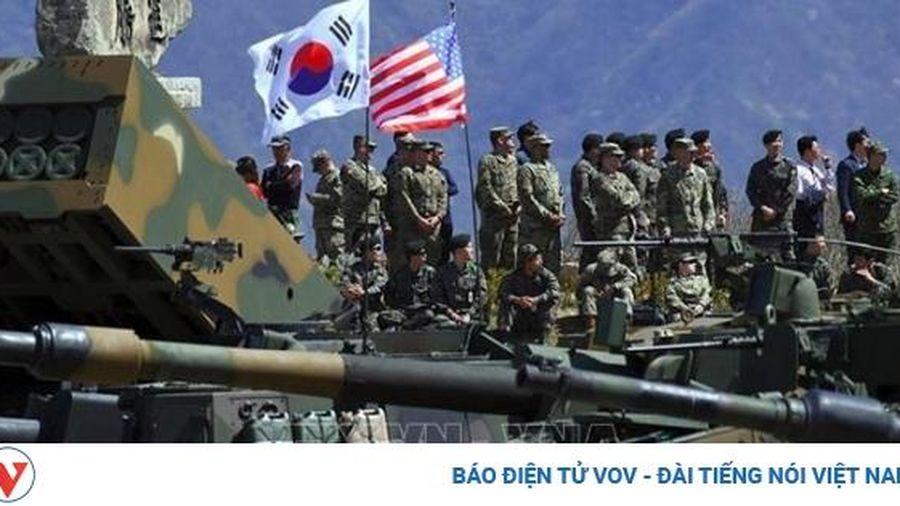 Hàn Quốc - Mỹ họp về chia sẻ chi phí quân sự