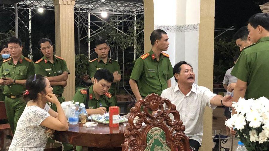 Bắt đại gia Thiện 'Soi' chuyên cho vay nặng lãi ở Bà Rịa - Vũng Tàu