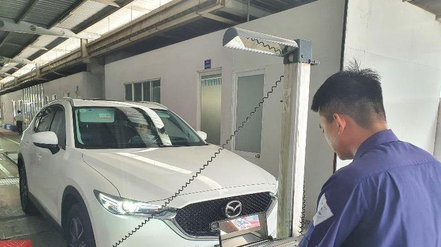 Độ đèn tăng sáng cho xe ô tô có được đăng kiểm?