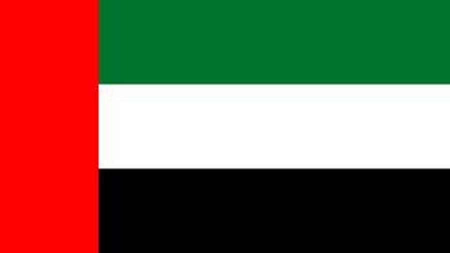 Điện mừng Quốc khánh Các Tiểu vương quốc Ả-rập thống nhất