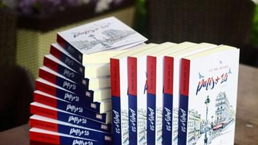 Ra mắt Truyện ký 'Paris+14' của tác giả Cù Thu Hương