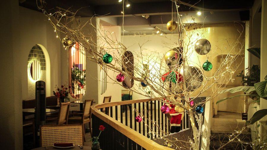 Đón Giáng sinh sớm với 4 không gian đẹp tại TP.HCM