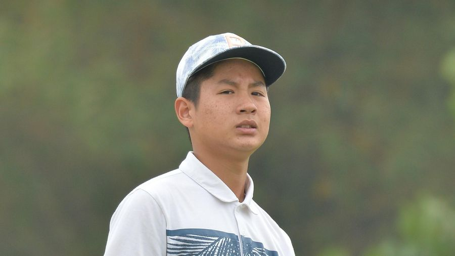 Golfer 13 tuổi gây bất ngờ tại Vietnam Masters 2020