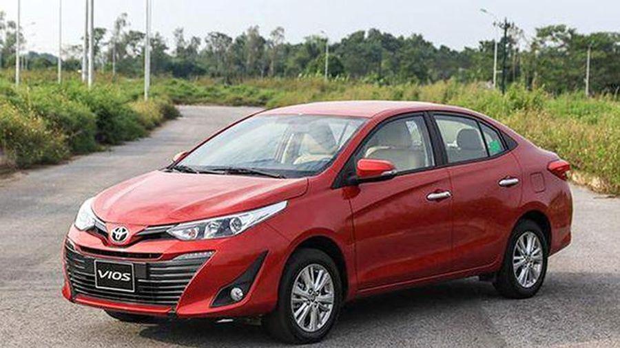 Giá xe ô tô hôm nay 2/12: Toyota Vios dao động từ 470 - 570 triệu đồng