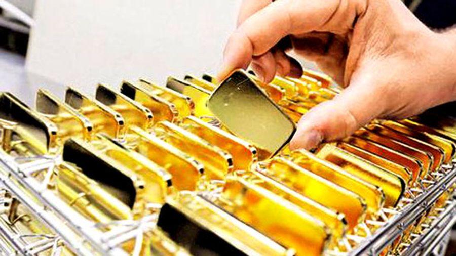 Giá vàng thế giới tăng mạnh, SJC tăng nửa triệu đồng/lượng