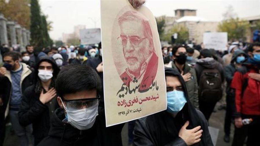 Iran phủ nhận thông tin chỉ huy trong IRGC bị ám sát