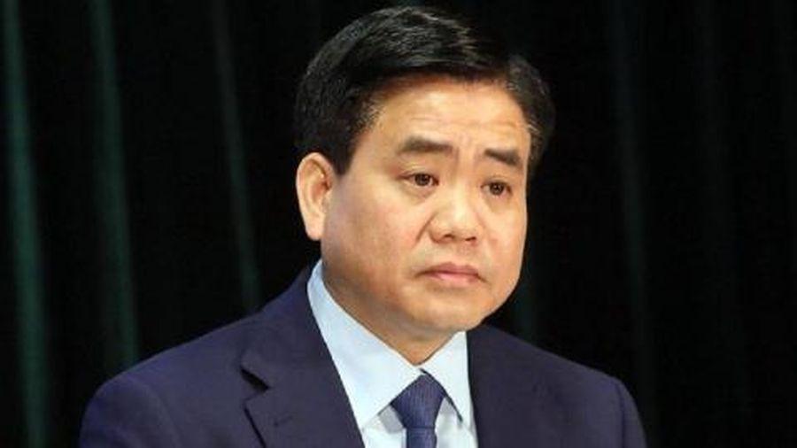 Xử kín ông Nguyễn Đức Chung: Hai vấn đề lưu ý!