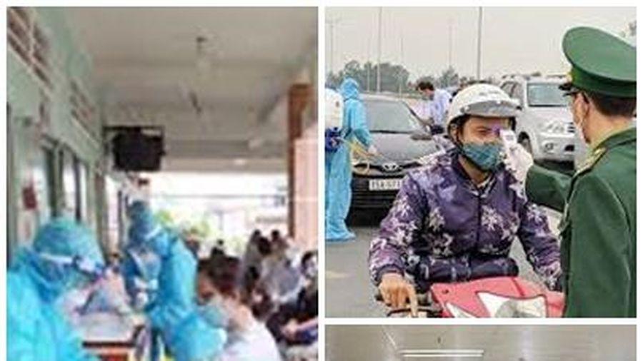 Dịch COVID-19 có diễn biến mới, Thủ tướng ban hành Công điện khẩn