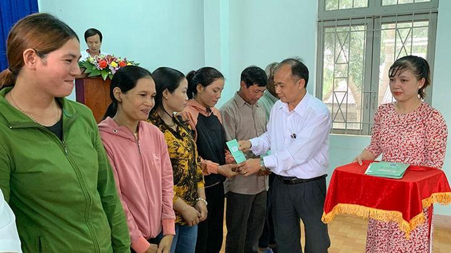 83 triệu đồng hỗ trợ đóng BHXH tự nguyện cho cán bộ không chuyên trách thôn, làng