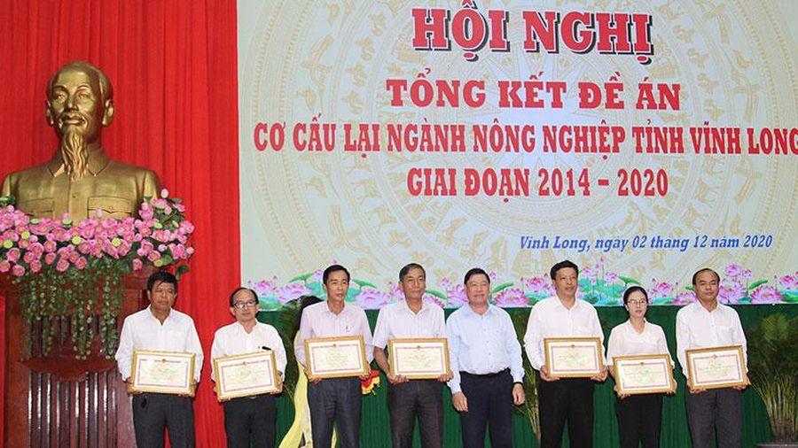 Vĩnh Long thực hiện hiệu quả Đề án Tái cơ cấu ngành nông nghiệp
