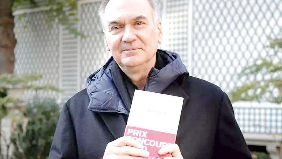 Giải Goncourt 2020 được công bố trực tuyến