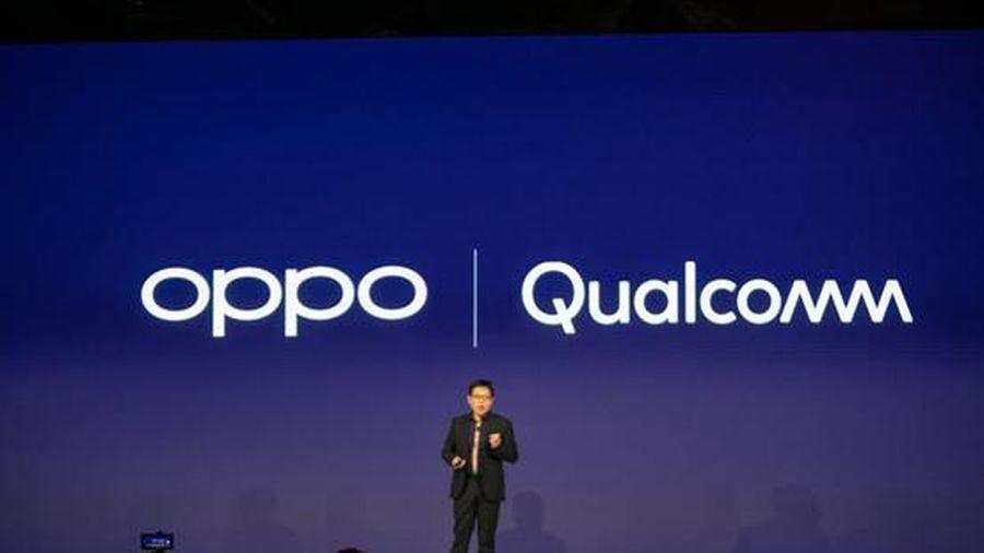 OPPO là một trong những hãng smartphone đầu tiên ra mắt flagship 5G