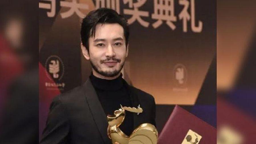 Huỳnh Hiểu Minh giảm... 10kg để nhận vai diễn mới