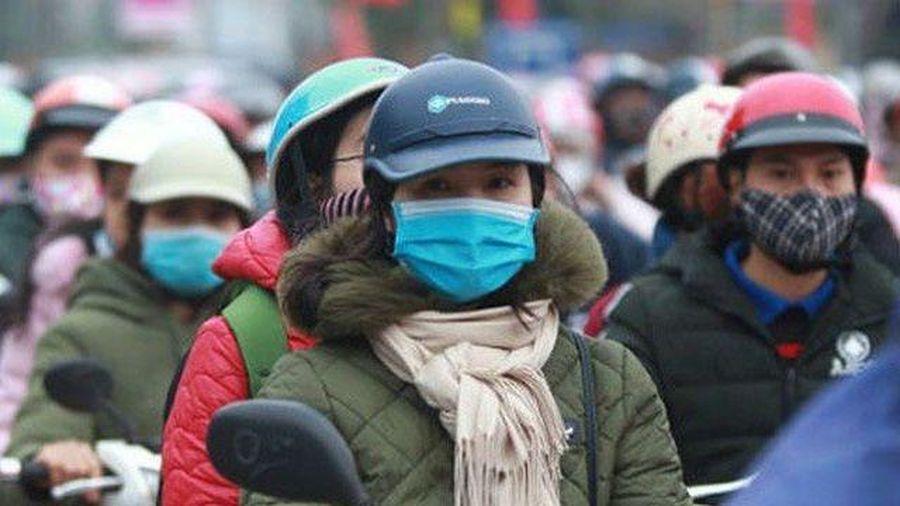 Dự báo thời tiết 3 ngày tới (2-4/12): Bắc Bộ, Bắc Trung Bộ trời rét; Cảnh báo lũ, sạt lở đất, ngập úng từ Quảng Trị đến Khánh Hòa và Tây Nguyên