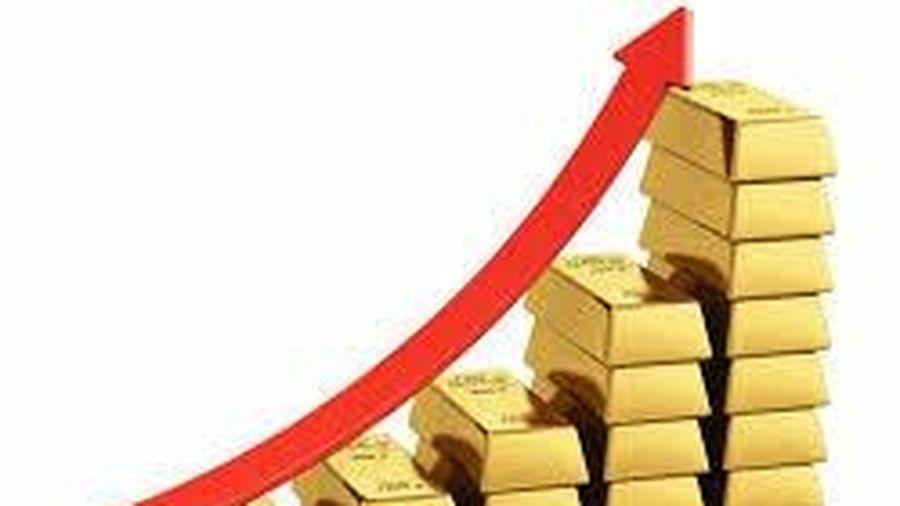 Giá vàng bất ngờ bật tăng gần 1 triệu đồng/lượng