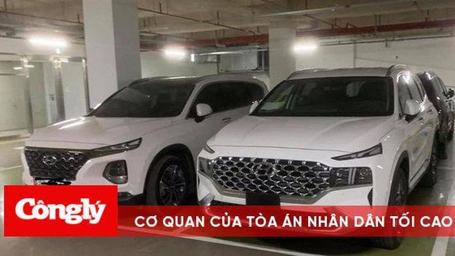 Hyundai SantaFe 2021 xuất hiện tại Việt Nam