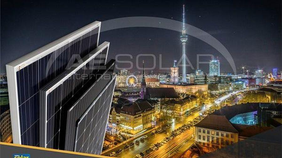 Pin mặt trời AE Solar - điểm nhấn cho ngôi nhà hiện đại