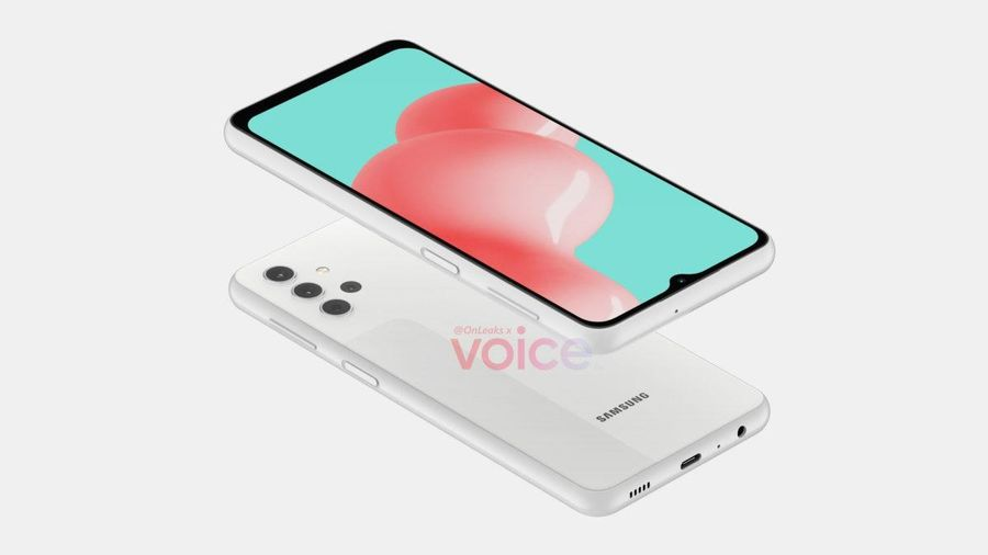 Samsung Galaxy A32 5G lộ thiết kế bắt mắt qua bản vẽ CAD