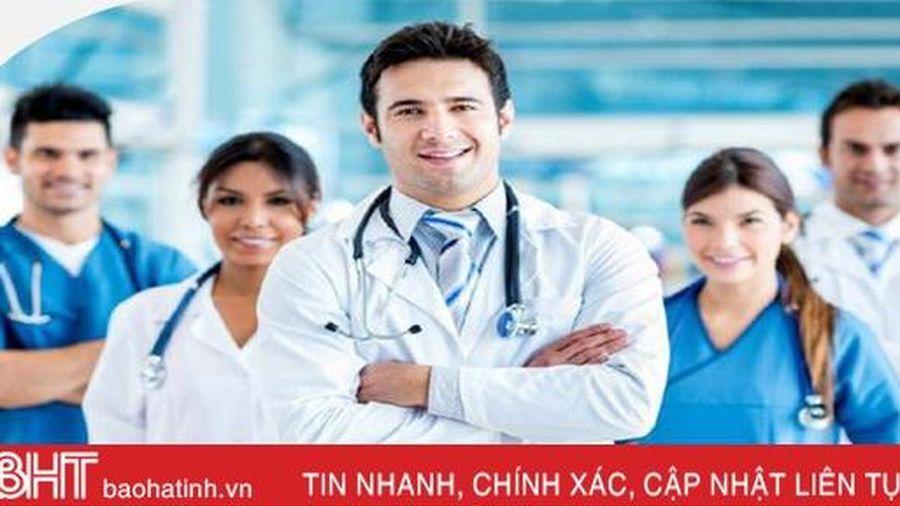 UBND huyện Kỳ Anh thông báo thu bổ sung hồ sơ tuyển dụng viên chức y tế